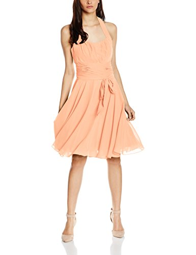 Astrapahl, Vestido para Mujer Naranja (Mango)