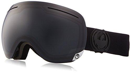 Dragon Alliance X1 Ski Goggles, Knight Rider (Snowboard Goggles Ionized)