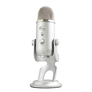 Blue Microphones Yeti USB Microphone - Silver Edition by Blue Microphones (B002VA464S) | Amazon price tracker / tracking, Amazon price history charts, Amazon price watches, Amazon price drop alerts