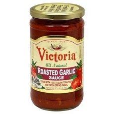 Victoria Sauce Rstd Garlic