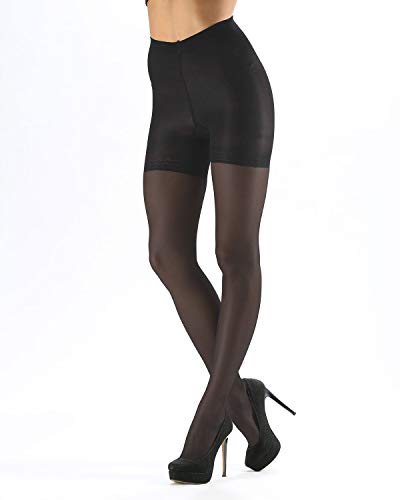 Levante Levante Body Slim Total Control Women's Tights Nero BODYSLIM40 S ()