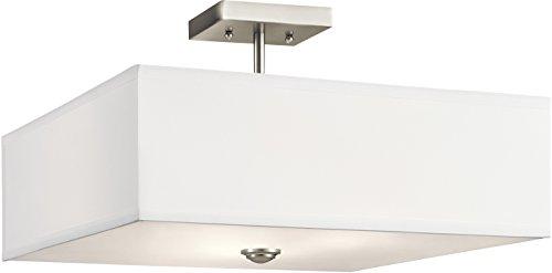 Kichler Flush Lighting (Kichler Lighting 43693NI Semi Flush)
