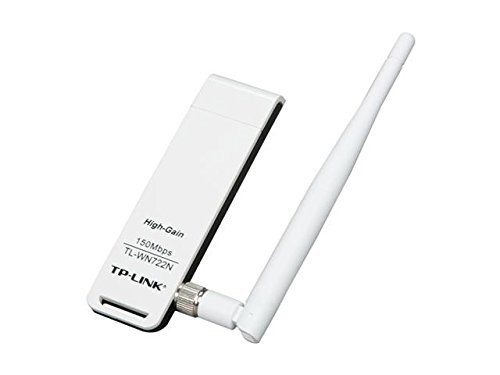 Tp Link Tl Wn722n N150 High Gain Wireless Usb Adapter TEJ