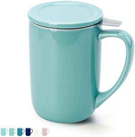 Sweese 203 102 Ceramic Infuser Turquoise product image