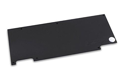 Price comparison product image EK Waterblocks EK-FC1080 GTX Ti Strix Backplate - Black
