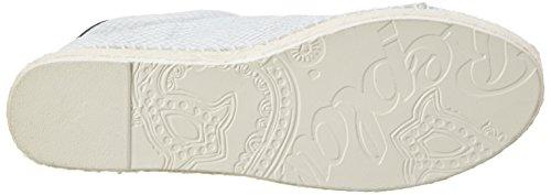 Donna REPLAY 61 Espadrillas Nesian Bianco White Basse wppHt