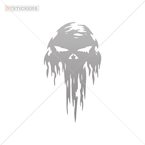 Vinyl Stickers Decal Skull Skulls Ghost For Helmet