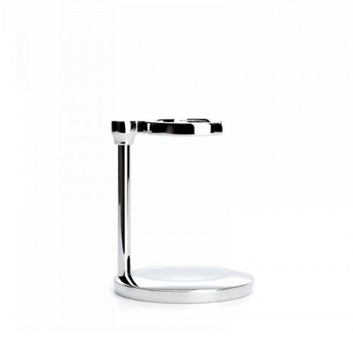 MUEHLE Stand for classic shaving brushes with chrome-plated