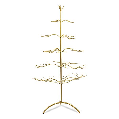 Tripar Metal Ornament Display Tree and Jewelry Organizer - 36