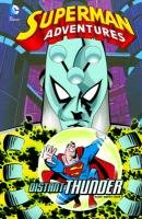 Read Online Distant Thunder (Superman Adventures) pdf epub