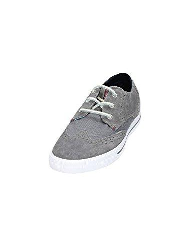 Tommy Hilfiger Zapatillas deportivas para hombre Mod. Winston 6C fm56816991Col. Gris.