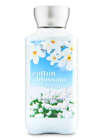 Bath and Body Works Cotton Blossom Body Lotion 8 Ounce from Bath & Body Works