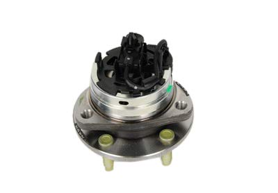 - ACDelco FW400 GM Original Equipment Front Wheel Hub and Bearing Assembly with Wheel Speed Sensor and Wheel Studs