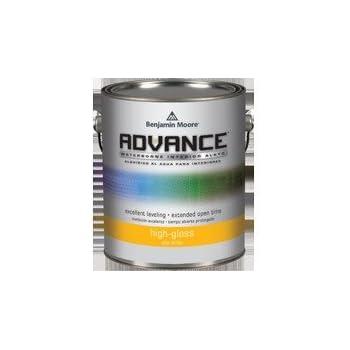 1 Quart, ADVANCE Waterborne Interior Alkyd Paint   High Gloss Finish(794)