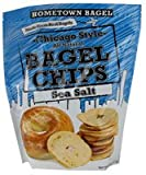 Hometown Bagel All Natural Bagel Chips Sea Salt - 6 oz