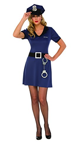 Rubie's Women's Standard Police Woman Costume, As As Shown, Medium -