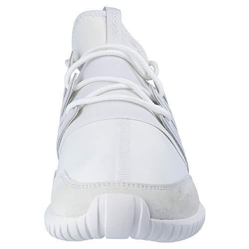 Tubular Originals 1 Zapatillas Radial 3 Hombre Adidas Blanco Tamaño Para 49 fawqO55