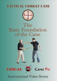 Tactical Combat Basic Foundation of the Cane DVD Locks, Strikes, Punches, Swings