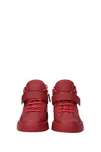 El Mayor Proveedor Comprar Barato En Línea Giuseppe Zanotti Sneakers Uomo - (RU6047FOXYFIAMMA) EU Rosso Falso En Línea Ver 0FUf8s960