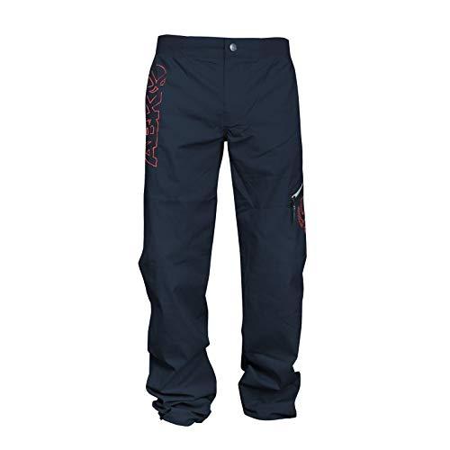 Pantaloni Crux blu uomo da Abk rgwr1vqxn