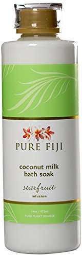 Price comparison product image PURE FIJI Milk Bath Soak, Starfruit, 16 Ounce