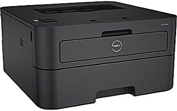 Dell E310dw Wireless Monochrome Laser Printer w/Duplex (Black)