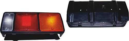 2x Truck Mitsubishi Canter Combination Rear Tail Lamp steel back 12V- 11006901