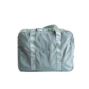 39f20464341b Amazon.com : Saasiiyo Casual Foldable Travel Bag Unisex Packaging ...