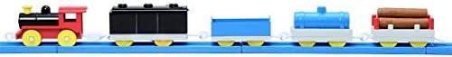 プラレール60周年記念 復刻版プラスチック汽車