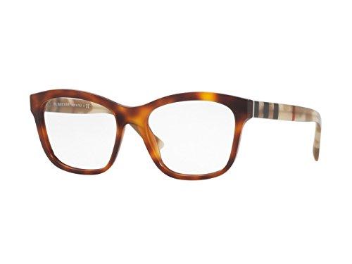 Burberry Women's BE2227 Eyeglasses Light Havana 52mm