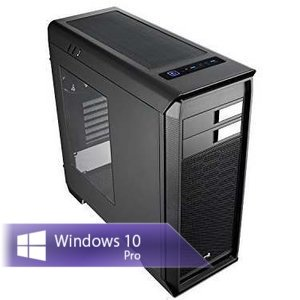 Ankermann GAMER Schnell Top Design PC Garanzia di 24 mesi, Intel i7-8700 6x3.2GHz GeForce GTX 1060 OC 6GB 4K 16GB RAM 240GB SSD 2TB HDD Windows 10 PRO Silent Ankermann-PC