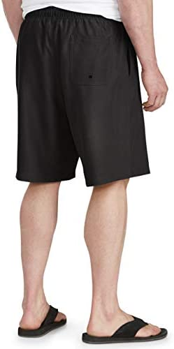 Amazon Essentials Men's Big & Tall Quick-Dry Swim Trunk have compatibility via DXL