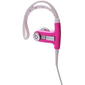 Powerbeats by Dr. Dre In-Ear Headphone (Neon Pink)