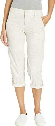 (Sanctuary Women's Explorer Patch Pocket Crop Pants Charming Camo 32 26 )