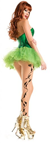 Amazon.com: Sexy Poison Ivy Costume for Women Poison Ivy Costumes ...