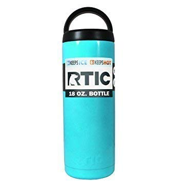 Teal 18oz Rtic Stainless Steel Bottle (36oz)