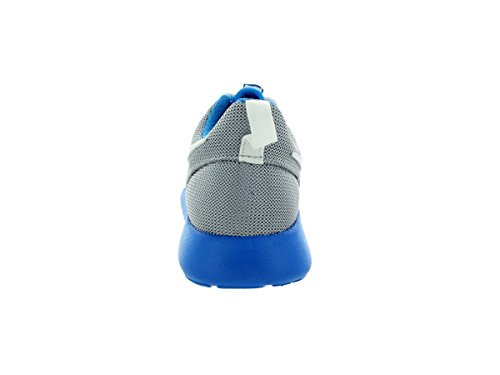 Azul Gris GS Basses Enfant Gris Rosherun Baskets Mixte Nike Jr wzCZaa