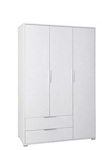 Style & decoración SRL Armario Puertas Blanco: Amazon.es: Hogar