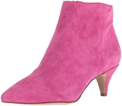 Sam Edelman Women's Kinzey Fashion Boot, Retro Pink Suede, 7 M US for $<!--$81.86-->
