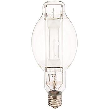 Plusrite 1028 MH1000/BT37/U/4K 1000W Metal Halide Light Bulb ...