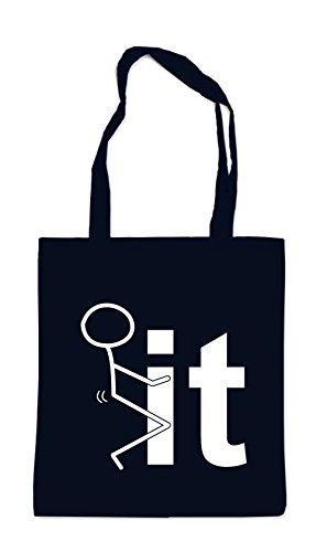 Fck It Bag Black Certified Freak