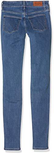 Blue Skinny 32q Jeans Wrangler cool Donna Blu U4Xvq6FvW