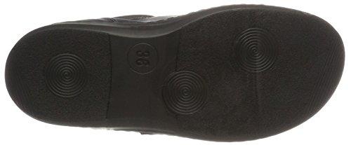 Negro Zapatillas Aquitaine 7160010 45 schwarz Adulto Unisex Podowell 5IHx8x