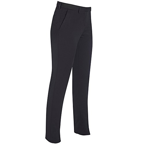 Brook Taverner Womens/Ladies Ophelia Suit Pants (8U) (Black) (Machine Tabbing)