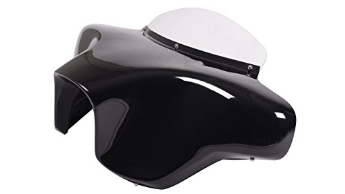 Vector Batwing Fairings F3-2 Yamaha Road Star 1600/1700 fiberglass batwing fairing with 2x6