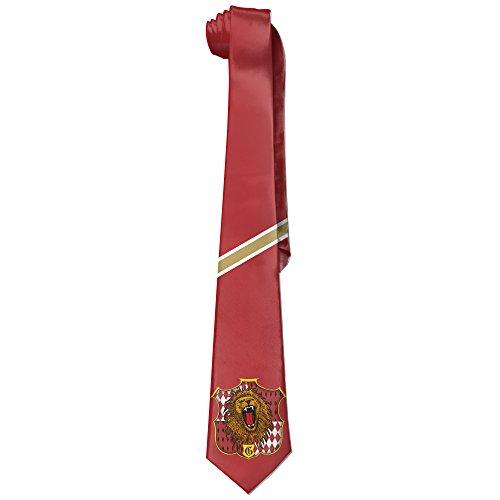 ONESEDA Men's Harry Potter Gryffindor Tie Necktie Ties