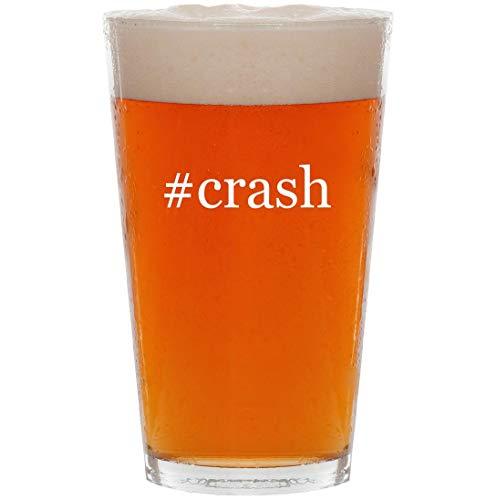 #crash - 16oz Hashtag All Purpose Pint Beer ()