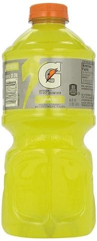 Gatorade Energy Drink, Lemon Lime, 64 oz