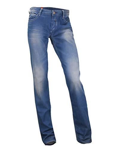 Bleu Vintage Blue Pantalon Hommes Jeans Rags Pour Japan Ww0qYpOB