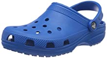 Crocs Kids' Classic Clog, Bright Cobalt, 1 M US Little Kid